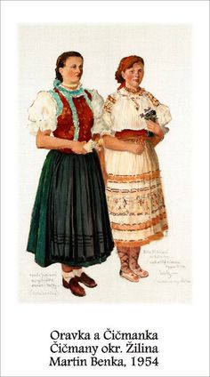 Slovakia, Čičmany Folk Costume, Costumes, Bratislava, Traditional Outfits, Culture, History, European Countries, Color, Beautiful