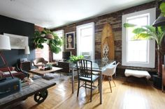 A Banana Tree in a Brooklyn Kitchen — Kitchen Spotlight