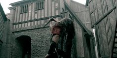 You know, it's weird and interesting to see a fight between male and female characters where gender doesn't play a roll in the staging. Story Characters, Female Characters, Sword Of Destiny, Fighting Gif, I Dont Fit In, Gothic Fantasy Art, Sea Of Thieves, Wizards Of Waverly Place, Ministry Of Magic