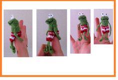 MieksCreaties: gratis patronen Kikker en zijn vriendjes