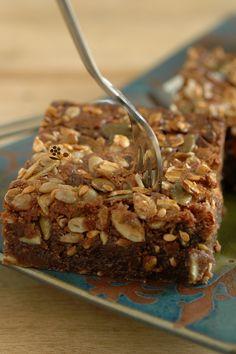 Brownie crumbelisé graines & flocons de céréales_6