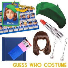 I'm a fan of Halloween costumes. Super fan, really. I fantasize about having the kind of life which enables me to host multiple costume part. Stranger Things Halloween Costume, Diy Halloween Costumes, Fall Halloween, Halloween Ideas, Dr Seuss Game, Game Costumes, Costume Ideas, Sorry Board Game, Board Game Pieces