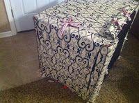 Keepin' Crafty: DIY Dog Crate Cover