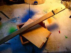 Wingnut Bike Works: A simple pine box (CBG)