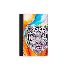 iPad Mini Bright Tiger Orange - iPad Mini Tablet Case Vers 1,2,3