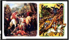 La 9 noiembrie 1330, regatul Ungariei primea cea mai dura lectie de istorie din partea neamului românesc:LaPosada, oastea luiBasarab Ia inceput lupta cu ostirea ungara condusa deCarol Robert de Anjou, care se retragea spreTransilvania. Batalia este mentionata in mai multe cronici, atat in cronica pictata de la Viena(Chronicon pictum, cca. 1360), in cea a luiThurocz(Chronica…