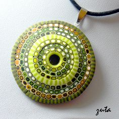 Pendant by Verundela, via Flickr