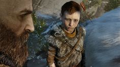 God of War is an upcoming third-person action-adventure video game in development by Santa Monica Studio and to be published by Sony Interactive Entertainment for the PlayStation 4 console. Santa Monica, Playstation, Resident Evil, God Of War Game, Sony, Boy Meme, Kratos God Of War, Burning Questions, Principal