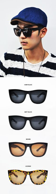 Uber Chic Oversized Retro Acetate Sunglasses By Guylook.com