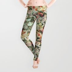 Check out society6curated.com for more! @society6 #floral #flowers #pattern #fashion #womensfashion #style #leggings #pants #cute #art #awesome #sweet #cool #buy #shop #shopping #sale #nice #gift #unique #fun