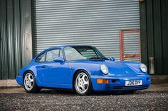 1991 Porsche 964 RS - Silverstone Auctions