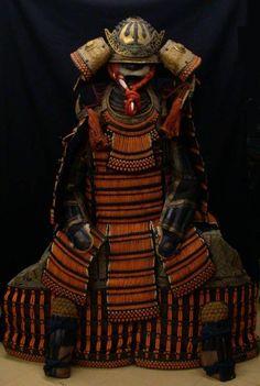 Japan, Samurai armor