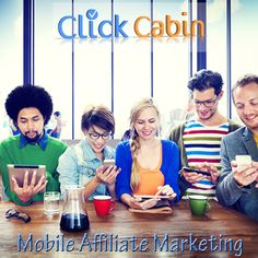 If you are an #affiliatemarketer, and you don't adapt to mobile, you will be left behind. A user-friendly and accessible #mobile experience can be a game-changer when it comes to promoting your #business. Click Cabin is an agency which helps you to do so. Browse us at http://bit.ly/2w5yHJN