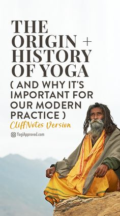 The origin of yoga isn't so easy to understand. But the history of yoga is rich and vast. Here's your CliffNotes version for a brief glance at yoga's roots. Iyengar Yoga, Ashtanga Yoga, Kundalini Yoga, Yin Yoga, Vinyasa Yoga, Yoga Chaturanga, Jnana Yoga, Yoga Meditation, Yoga Flow
