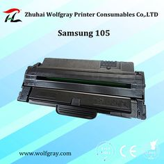 Compatible for Samsung 105 toner cartridge,prenium quality,compatitive price and good service.