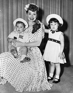 Lucy and Children