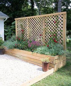 Do you dislike your neighbors or having privacy concerns? Check these DIY outdoor privacy screen ideas to increase your garden, patio or backyard privacy.