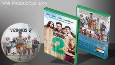 Vizinhos 2 - DVD3 - ➨ Vitrine - Galeria De Capas - MundoNet | Capas & Labels Customizados