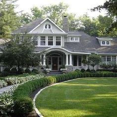 Wraparound Porch, Traditional, home exterior