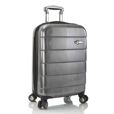 Heys Cronos Elite 22-Inch Hardside Spinner Luggage,