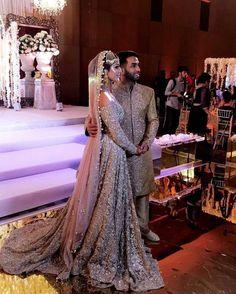 Viyahs Shaadis Nikkahs - Viyahs Shaadis Nikkahs Source by f_ebru_ary - Asian Wedding Dress Pakistani, Asian Bridal Wear, Asian Bridal Dresses, Indian Bridal Outfits, Pakistani Wedding Dresses, Indian Dresses, Wedding Hijab, Glam Look, Walima Dress