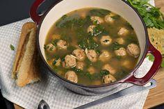 """Cette semaine c'est une recette de soupe """"noce à l'italienne"""" qui a été testée par l'équipe de Bistro ..."""