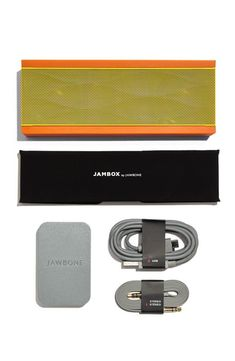 Jam on it: Jawbone Jambox portable wireless speaker
