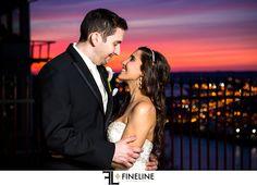Le Mont wedding reception