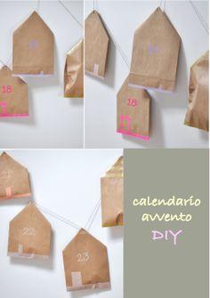 Avvento DIY per i più piccoli!