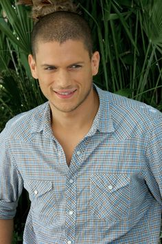 Wentworth Miller.  The star of DC Legends of Tomorrow.  Captain Cold is the best