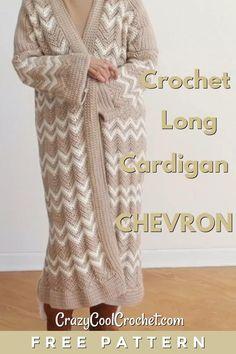 Crochet Coat, Crochet Clothes, Crochet Sweaters, Coat Patterns, Clothing Patterns, Crochet Cardigan Pattern, Free Crochet Poncho Patterns, Knitted Coat Pattern, Crochet Waistcoat