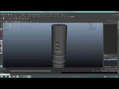 Introduction to baking normal maps in Maya - YouTube