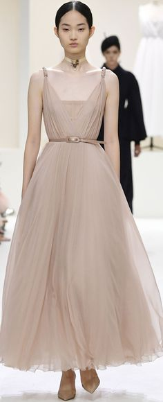 Christian Dior Couture F/W Special Dresses, Special Occasion Dresses, Ballet Inspired Fashion, Nude Gown, Non Plus Ultra, Cocktail Outfit, Dior Dress, Christian Dior Couture, French Fashion Designers