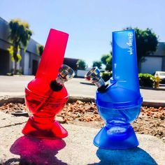 MINI ACRYLIC WATER PIPE BUBBLER These affordable mini bongs are available on our online store! Free USA Shipping KINGS-PIPE.COM #kingspipe