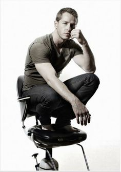 Josh Dallas from Once Upon a Time  He can be my Prince Charming anytime