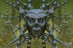 The stranger within - revealed. by sylver-dali on DeviantArt
