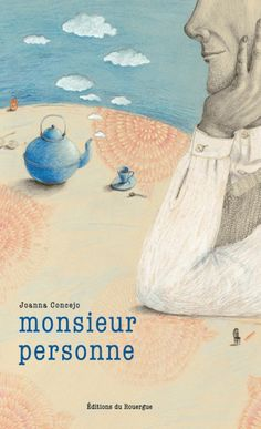 """""""Il signor nessuno"""" by Joanna Concejo, published by Topipittori, in its French edition by Éditions du Rouergue under the title """"Monsieur Personne"""" Journal Covers, Book Journal, Book Covers, Album Jeunesse, Chef D Oeuvre, Children's Book Illustration, Prints For Sale, Cover Design, Art Gallery"""