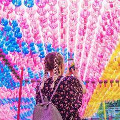 Jogyesa Temple // SEOUL, SOUTH KOREA // Lantern Festival