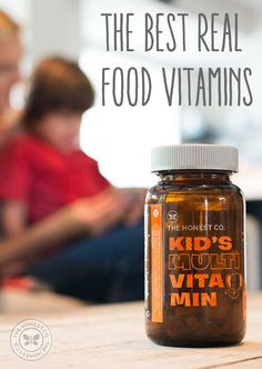 The Honest Company Vitamin Review. The Best Real Food Vitamins | Family Gone Healthy