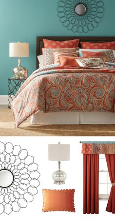 Easy Home Fall Décor  Fall is a favorite time of year. In your home add that cozy feeling with easy updates such as changing your pillows with warm colors or new bedding that have that fall feeling. In the kitchen add fall serving pieces for your next dinner party.