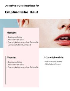 Find the right facial care - Facial cleansing and routine for every skin type Serum, Haut Routine, Lotion, Beauty Makeup, Hair Beauty, Facial Cleansing, Facial Care, Make Up, Skin Care