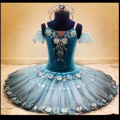 A pretty ballet tutu