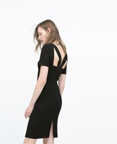 Image 5 of FITTED DRESS from Zara