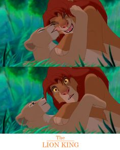 Love the lion king!