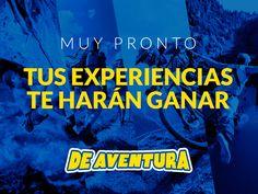 ¡Muy pronto premiaremos tus experiencias compartidas con nosotros! Compártela en ---> http://www.deaventura.pe/aventuras #DeAventura