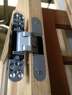 Simonswerk Tectus Concealed Hinges - Factory Fitted.