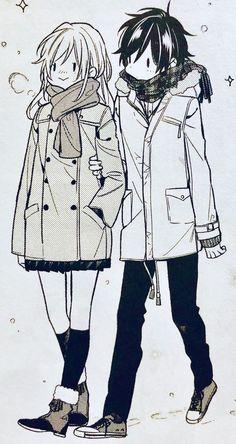 Manga Anime, Manga Art, Anime Art, Manga Love, I Love Anime, Anime Couples, Cute Couples, Cute Anime Coupes, Dibujos Cute