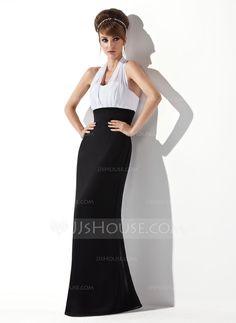 e38019e30b JJ Style House Chiffon Evening Dresses