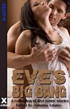 A collection of five erotic short stories with mixed themes including contemporary, menage, fem dom, mild bdsm and burlesque from Xcite Books, winners of ETO's Best Erotic Book Brand 2011 and X Cite, Used Books Online, I Love Reading, Burlesque, Short Stories, Bigbang, Erotic, Romances, Contemporary