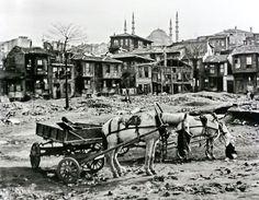 Unkapı'dan Süleymaniye 1955 _ Ara Güler